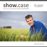 National Centre for Farmer Health - Newsletter Design
