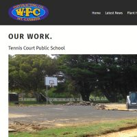WFC Contracting Co. Website