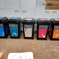 Recycling Bins Labelling - City of Mount Gambier